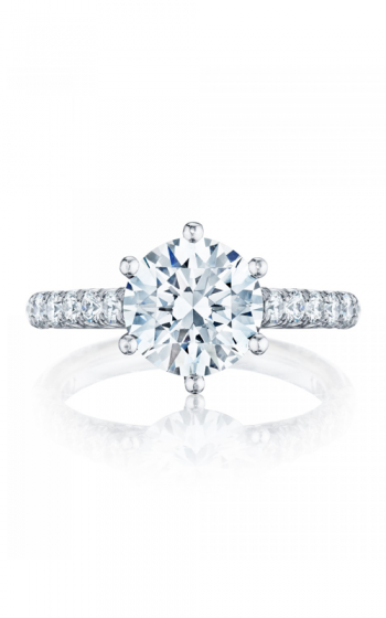 Tacori Petite Crescent Engagement ring HT254625 product image