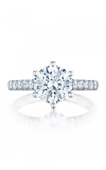 Tacori Petite Crescent Engagement ring HT254625 product image