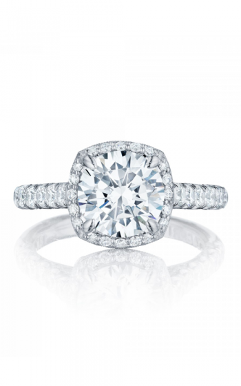 Tacori Petite Crescent Engagement ring HT254725CU85Y product image