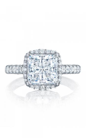 Tacori Petite Crescent Engagement ring HT254725PR8PK product image