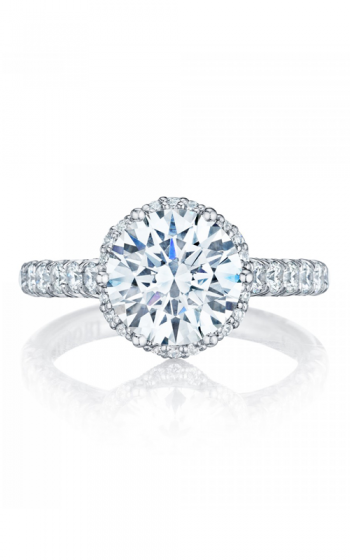 Tacori Petite Crescent Engagement ring HT254725RD9 product image
