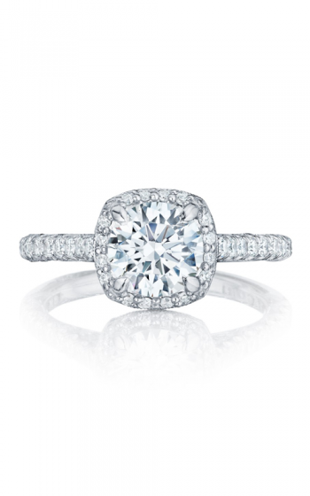 Tacori Petite Crescent Engagement ring HT2547CU7 product image
