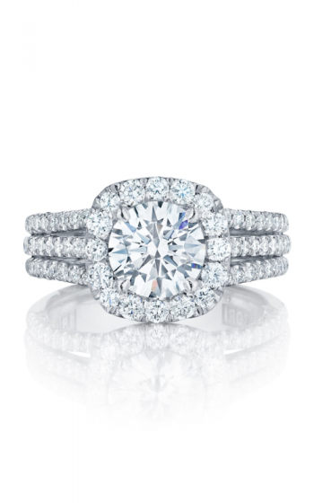 Tacori Petite Crescent Engagement ring HT2551CU75 product image
