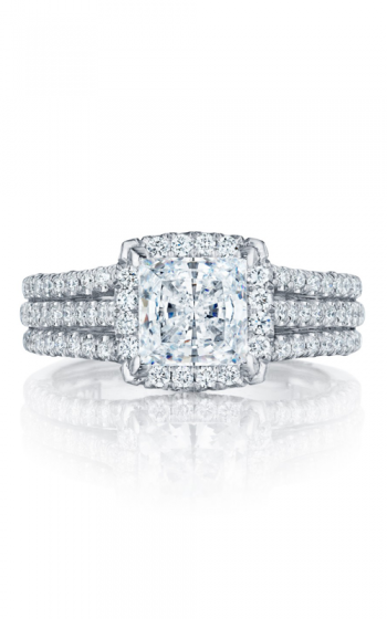 Tacori Petite Crescent Engagement ring HT2551PR65 product image