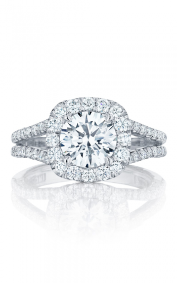 Tacori Petite Crescent Engagement ring HT2548CU75PK product image