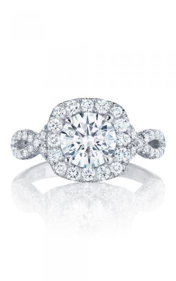 Tacori Petite Crescent Engagement ring HT2549CU75 product image