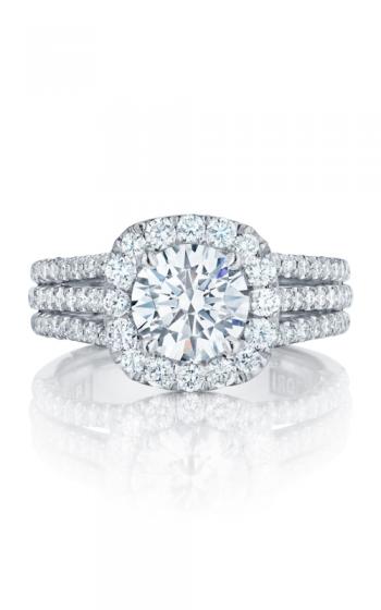 Tacori Petite Crescent Engagement ring HT2551CU75PK product image