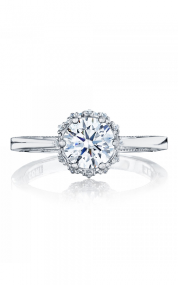 Tacori Sculpted Crescent Engagement ring 59-2RD65 product image