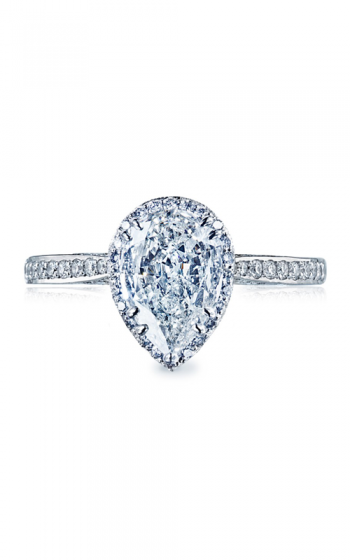 Tacori Dantela Engagement ring 2620PS10X7PW product image