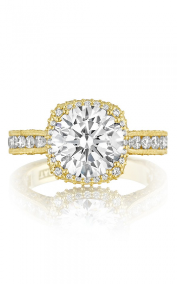 Tacori RoyalT Engagement ring HT2607RD9Y product image