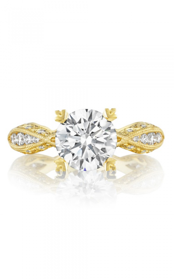 Tacori Classic Crescent Engagement ring 2578RD8Y product image