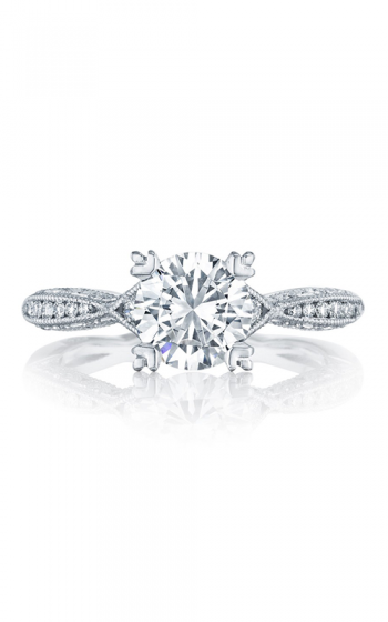 Tacori Classic Crescent Engagement ring 2645RD712W product image