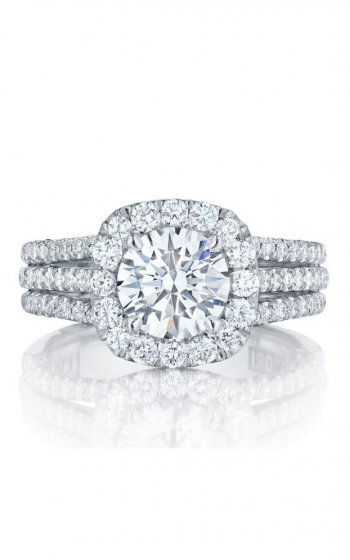 Tacori Classic Crescent Engagement ring HT2550CU65W product image