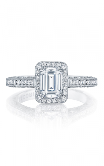 Tacori Classic Crescent Engagement ring HT2550EC7X5 product image