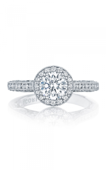 Tacori Classic Crescent Engagement ring HT2550RD65 product image