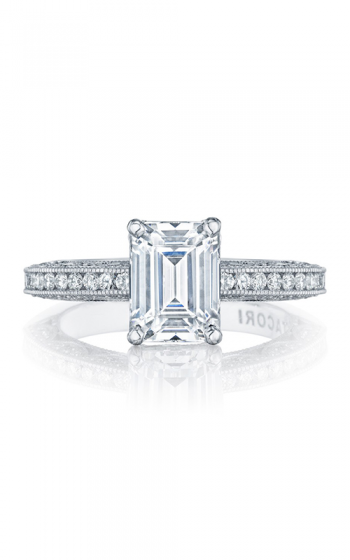 Tacori Classic Crescent Engagement ring HT2553EC85X65 product image