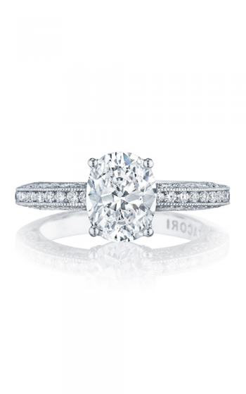 Tacori Classic Crescent Engagement ring HT2553OV9X7 product image
