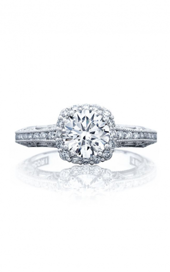 Tacori Reverse Crescent Engagement ring 2618CU65Y product image