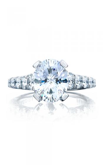 Tacori RoyalT Engagement ring HT2623OV10X8 product image