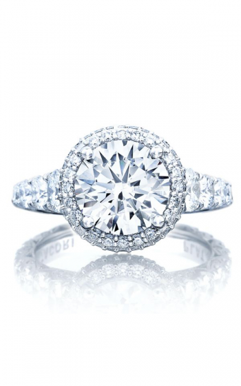 Tacori RoyalT Engagement ring HT2624RD product image