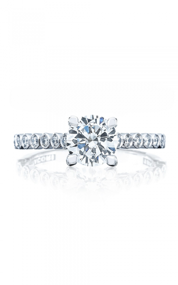 Tacori Sculpted Crescent Engagement ring 200-2RD65 product image