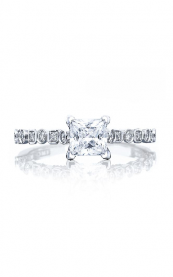 Tacori Sculpted Crescent Engagement ring 201-2PR5 product image