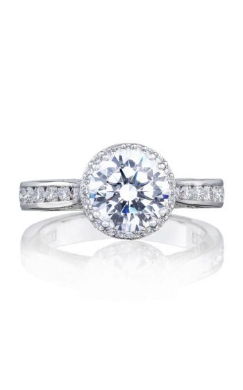 Tacori Dantela Engagement Ring 2646-3RDR75W product image