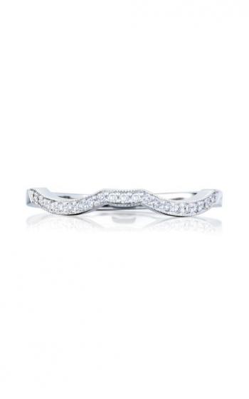 Tacori Ribbon Wedding band 2648MDBW product image