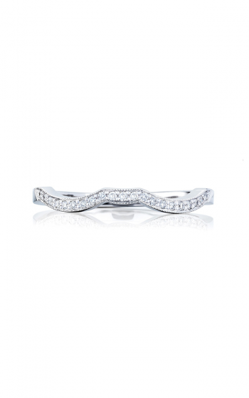 Tacori Ribbon Wedding band 2648SMB product image