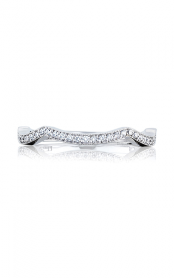 Tacori Ribbon Wedding band 2647SMB product image