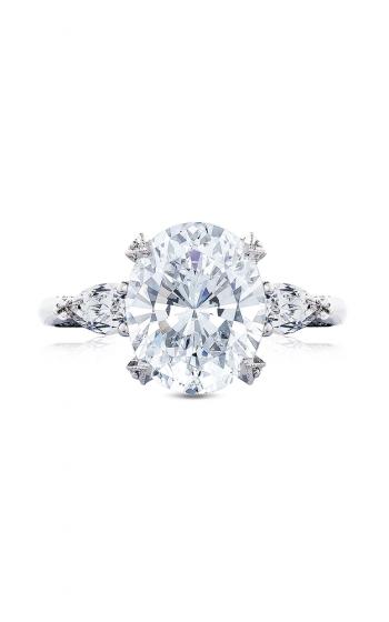 Tacori RoyalT Engagement ring HT2628OV11X9 product image