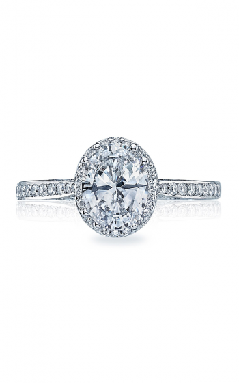 Tacori Dantela Engagement ring 2620OVMDPW product image