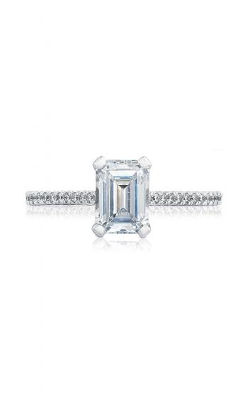 Tacori Petite Crescent Engagement ring HT254615EC75X55 product image