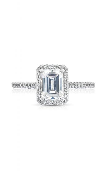 Tacori Petite Crescent Engagement ring HT254715EC75X55 product image