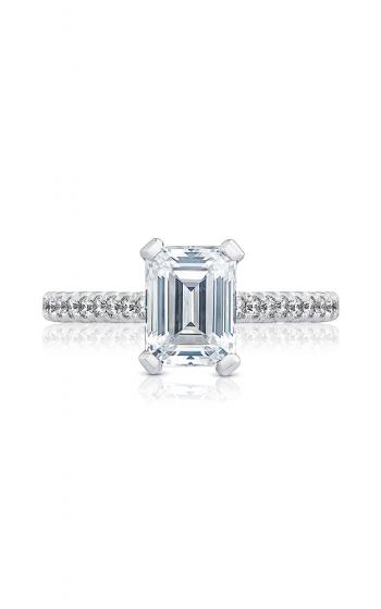 Tacori Petite Crescent Engagement ring HT2546EC8X6 product image