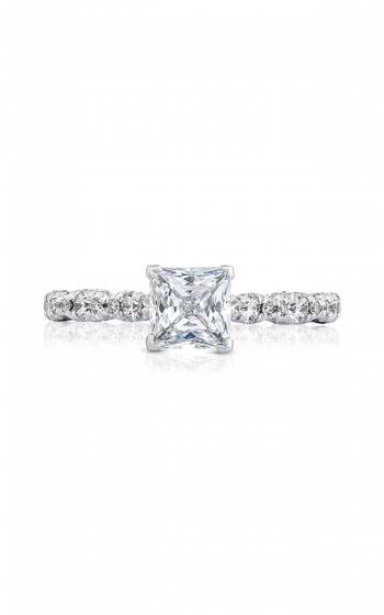 Tacori Petite Crescent Engagement ring HT2558PR55W product image
