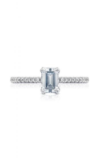 Tacori Petite Crescent Engagement ring HT254515EC65X45 product image