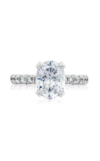 Tacori Petite Crescent Engagement ring HT254525 product image
