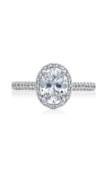 Tacori Petite Crescent Engagement ring HT2547OV85X65 product image