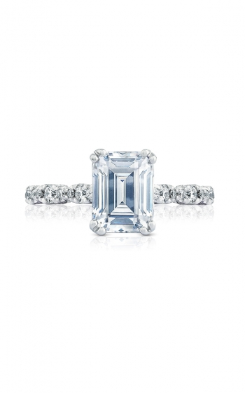 Tacori Petite Crescent Engagement ring HT2558EC85X65Y product image