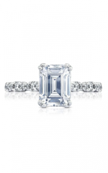 Tacori Petite Crescent Engagement ring HT2558EC85X65 product image