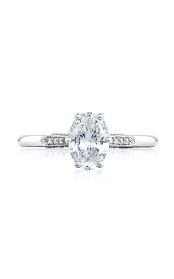 Tacori Simply Tacori Engagement ring 2651OV75X55PK product image