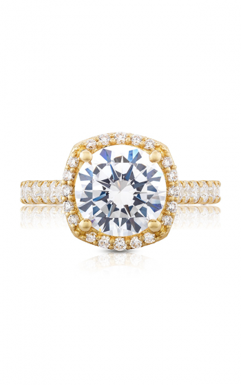 Tacori Petite Crescent Engagement ring HT254725CU9Y product image