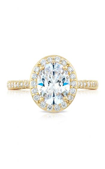Tacori RoyalT Engagement ring HT2652OV9X7Y product image