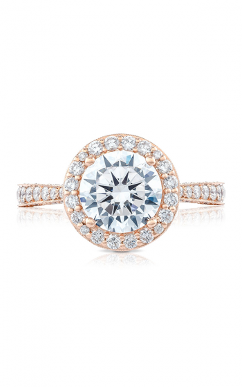 Tacori RoyalT Engagement ring HT2650RD8PK product image