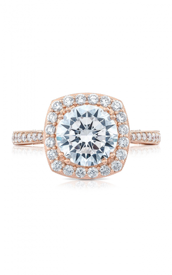 Tacori RoyalT Engagement ring HT2652CU product image