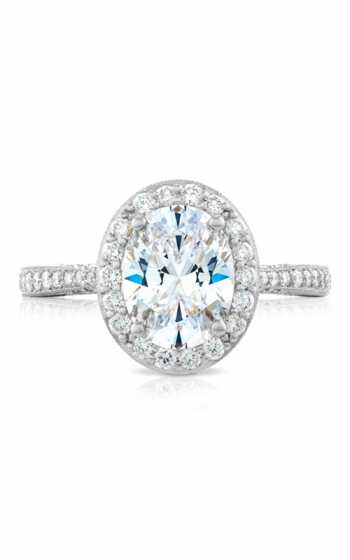Tacori RoyalT Engagement ring HT2652OV product image