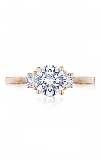 Tacori Simply Tacori Engagement ring 2658RD7PK product image