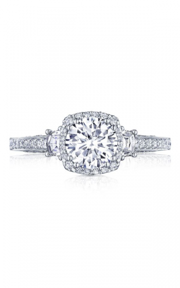 Tacori Dantela Engagement ring 2662CU65PK product image