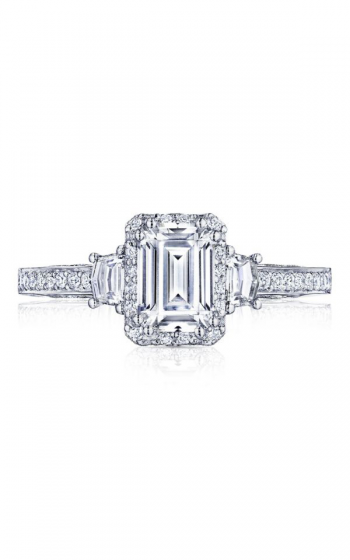 Tacori Dantela Engagement ring 2662EC7X5W product image